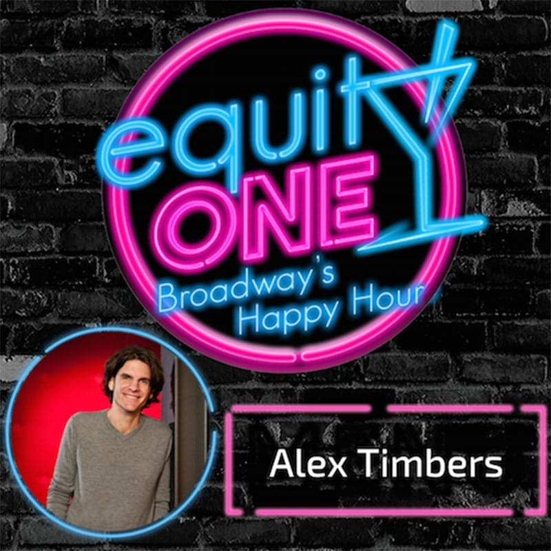 Equity One Episode 45 Guest Alex Timbers