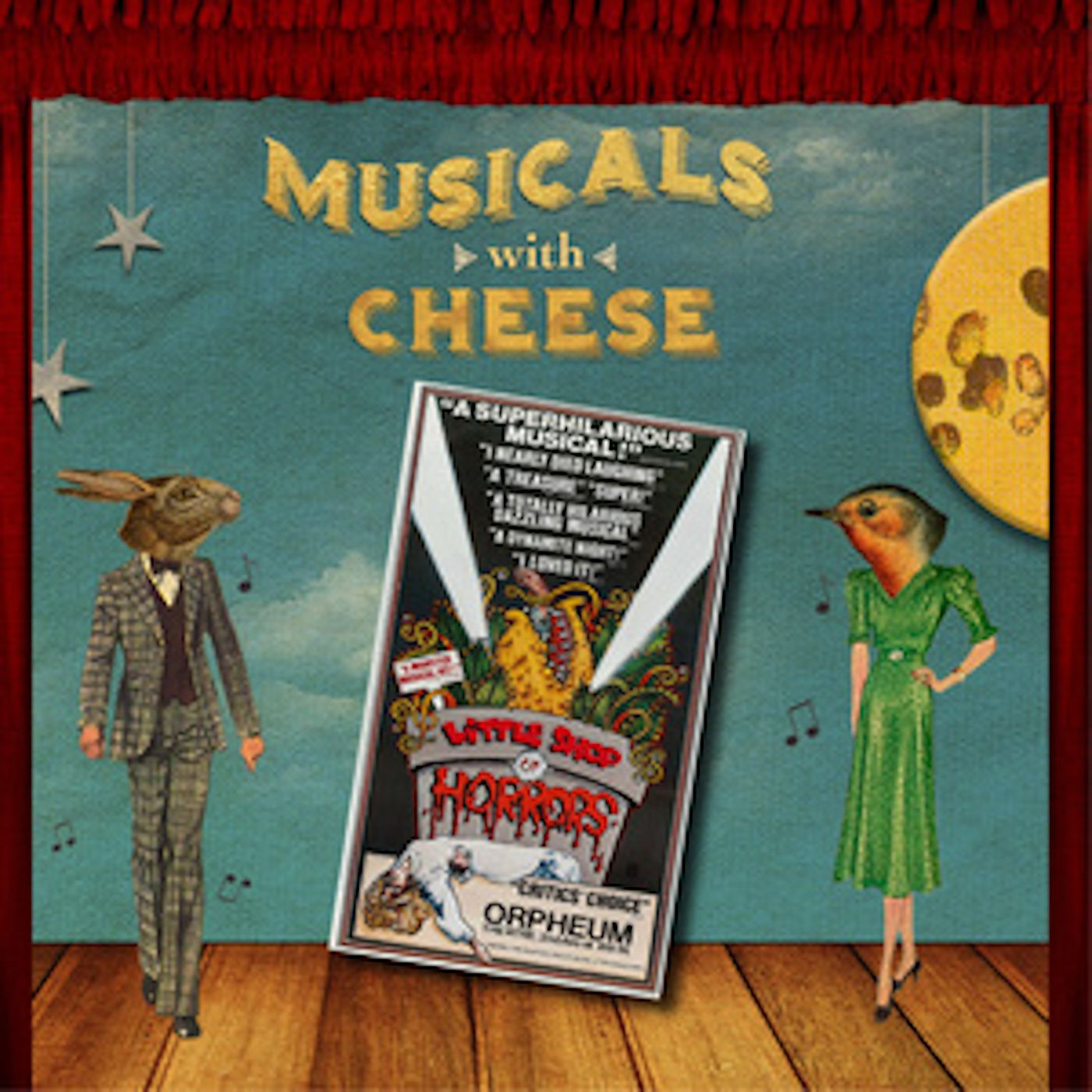 "Musicals With Cheese #5 – ""Little Shop of Horrors"""