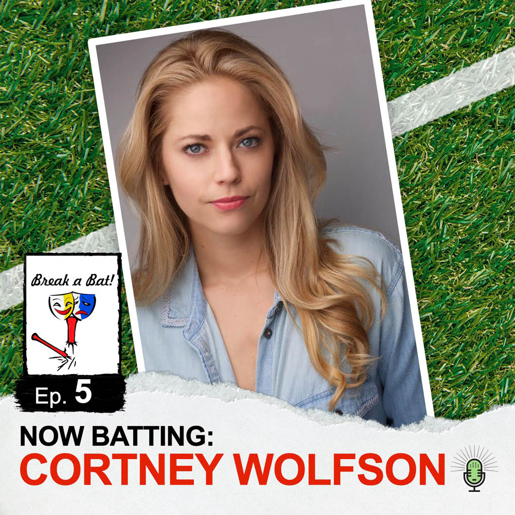 Break a Bat Al Malafronte Episode 5 Courtney Wolfson