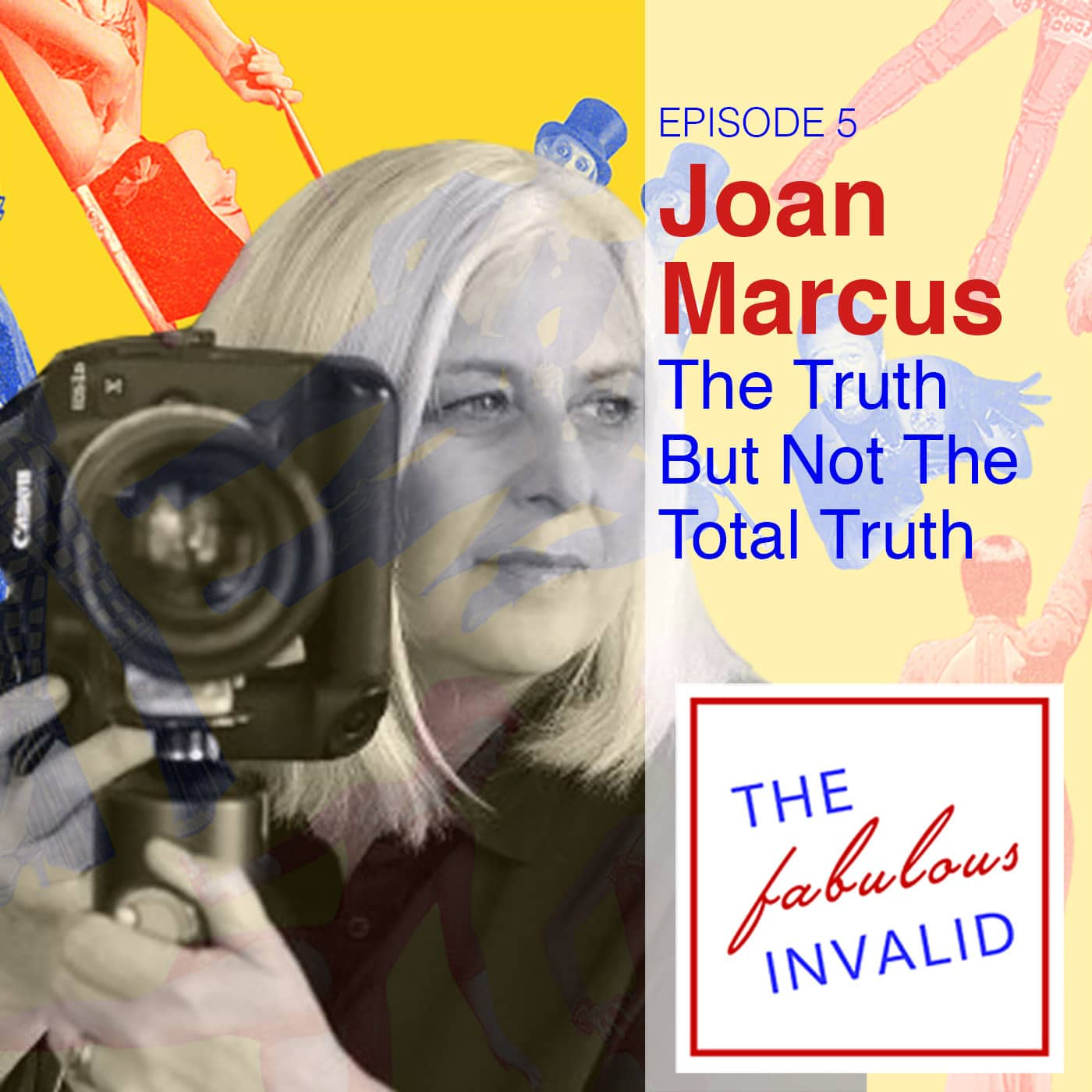 The Fabulous Invalid Ep 5 Joan Marcus