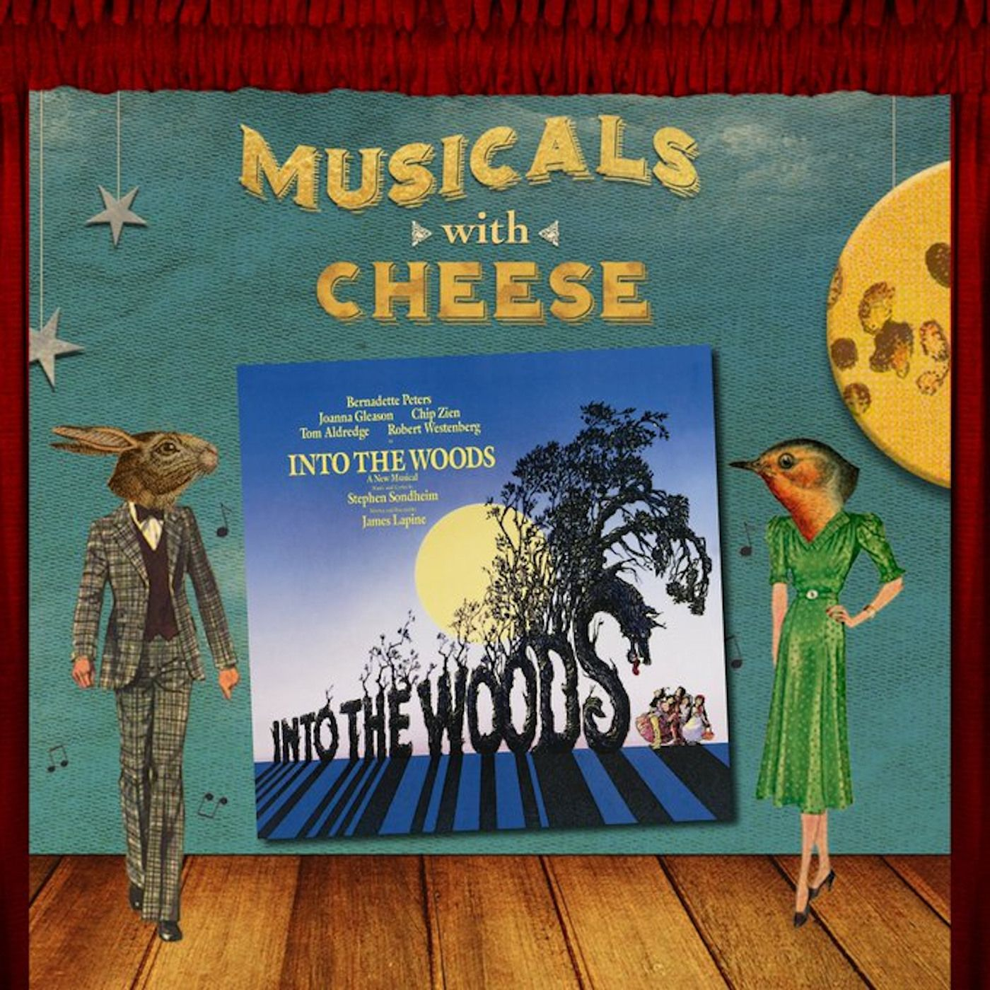 """Musicals With Cheese #50: """"Into the Woods"""""""