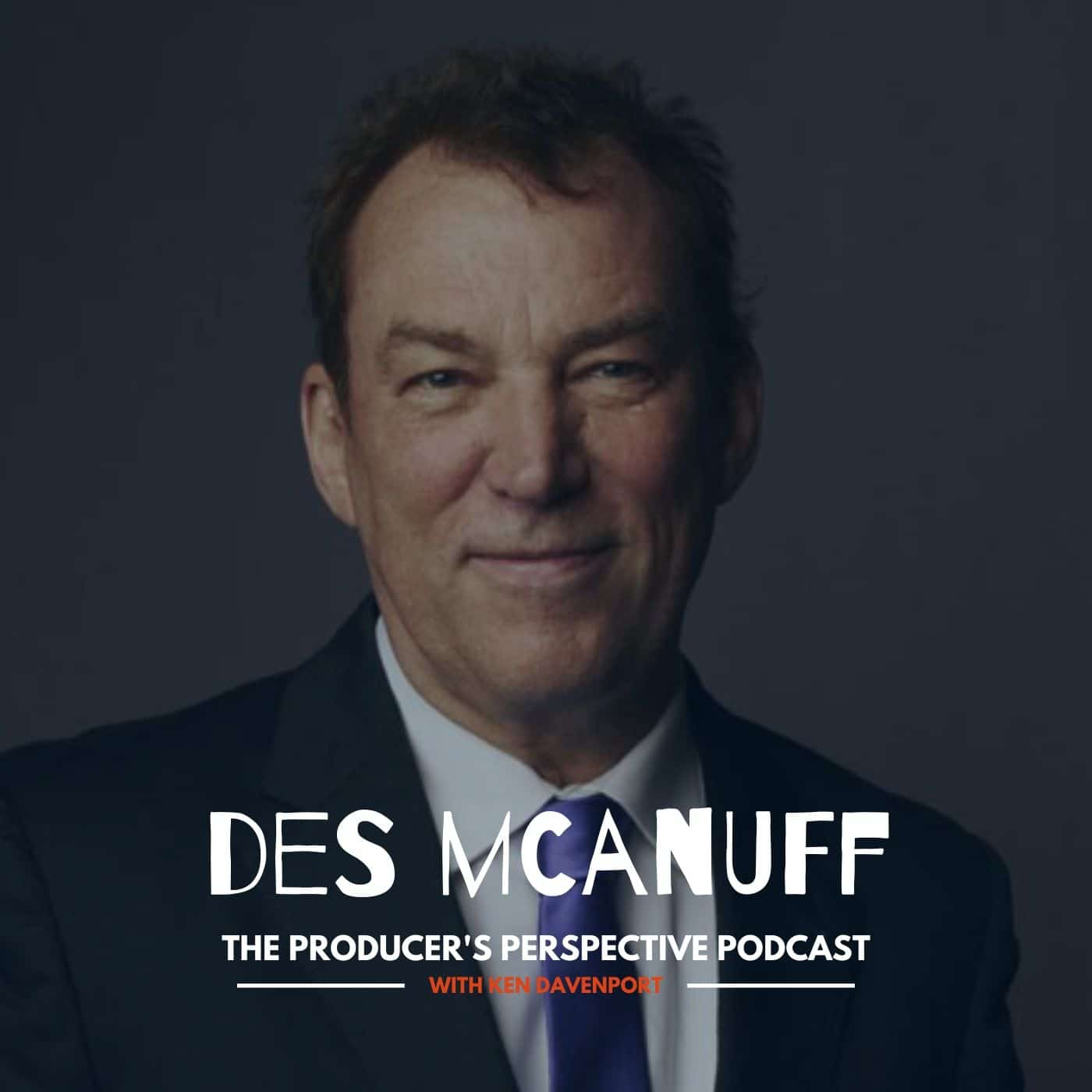 Ken Davenport's The Producer's Perspective Podcast Episode 53 - Des McAnuff
