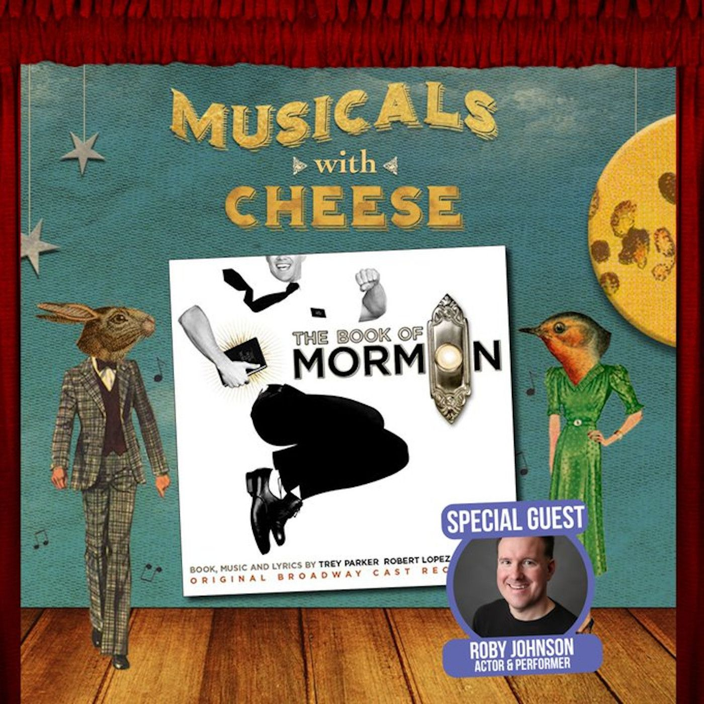 Musicals With Cheese #53: The Book of Mormon