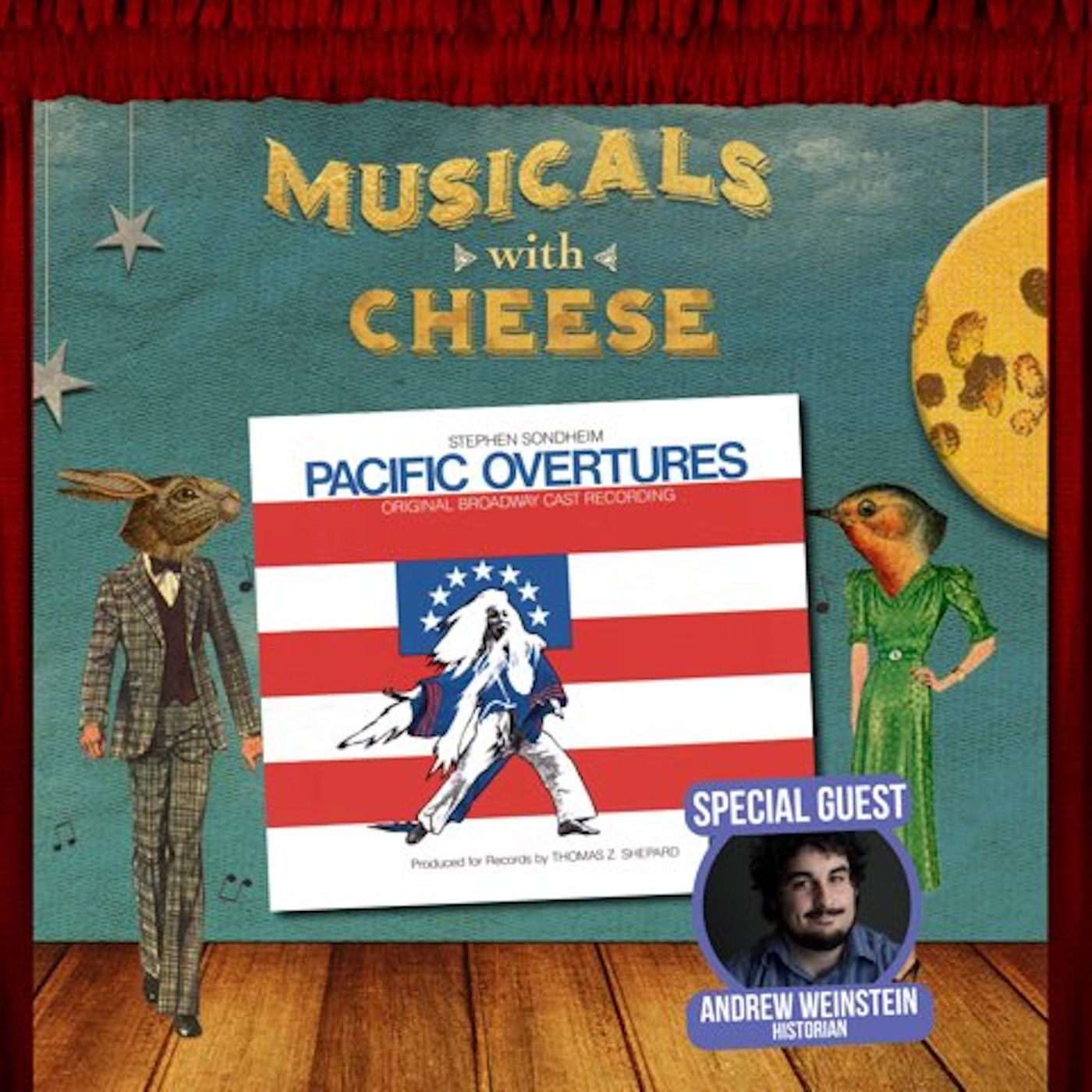 Musicals With Cheese #55: 'Pacific Overtures'
