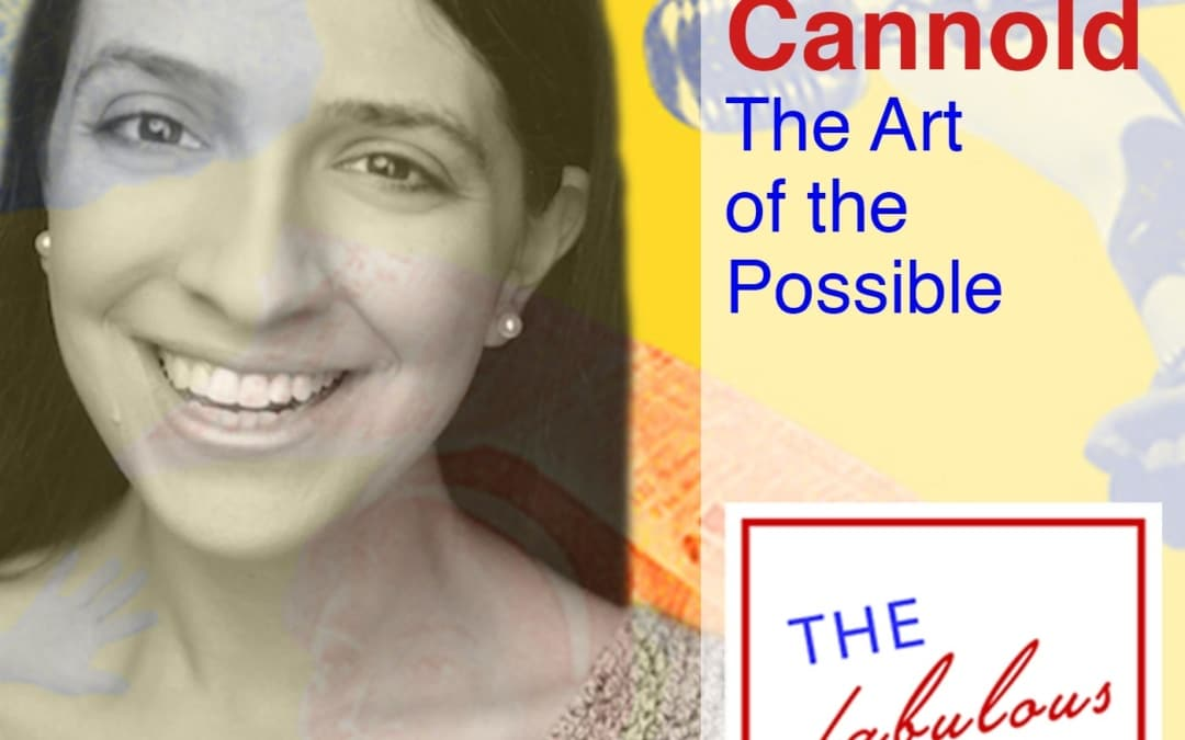 Episode 56: Sammi Cannold: The Art of the Possible