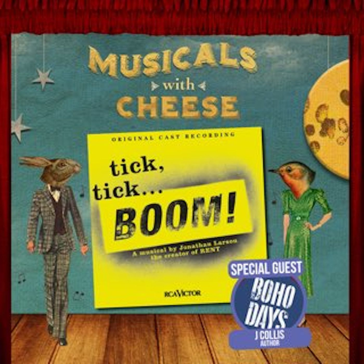 Musicals With Cheese #56: 'Tick... Tick... BOOM!'