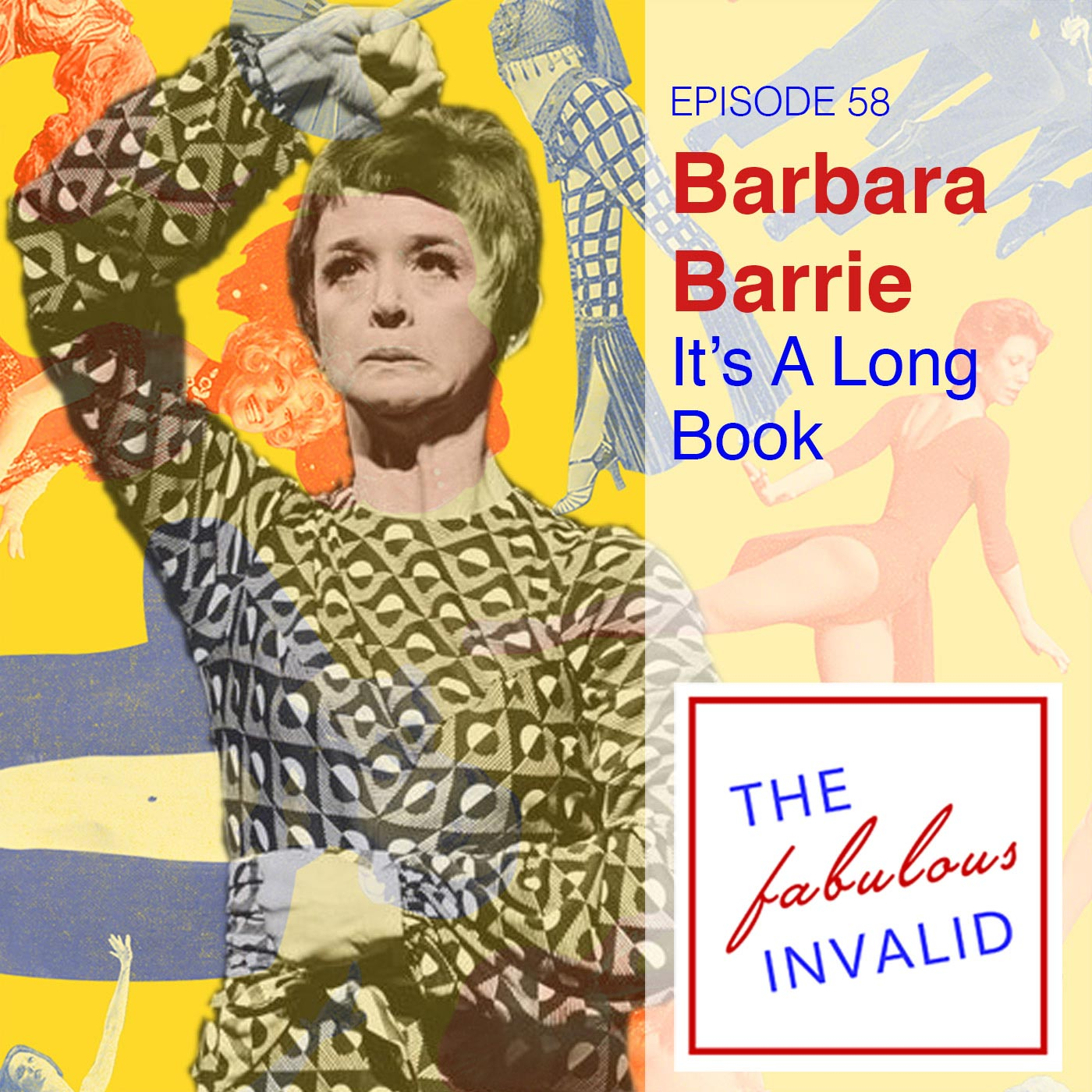 The Fabulous Invalid Episode 58 Barbara Barrie