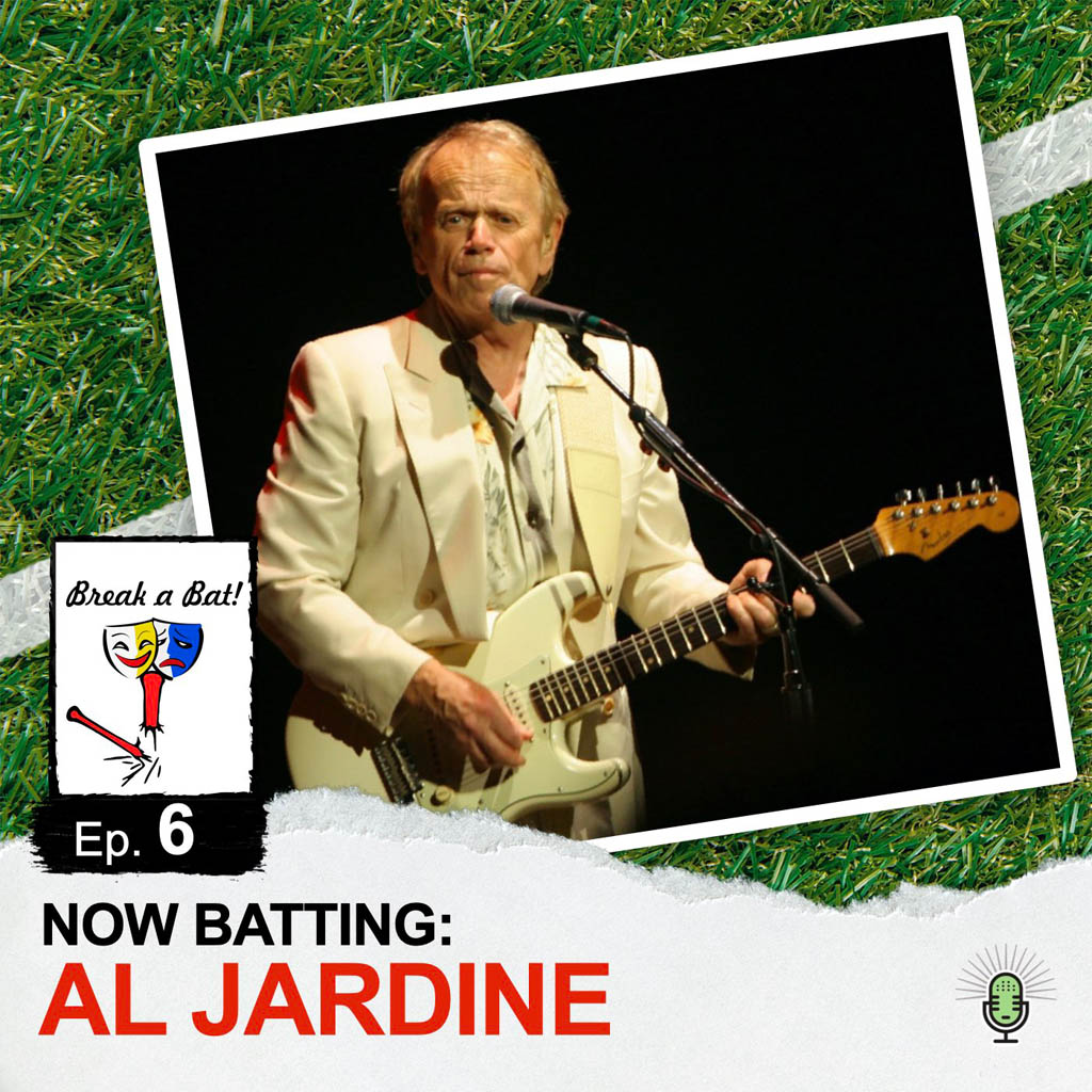 Break a Bat Al Malafronte Episode 6 Al Jardine