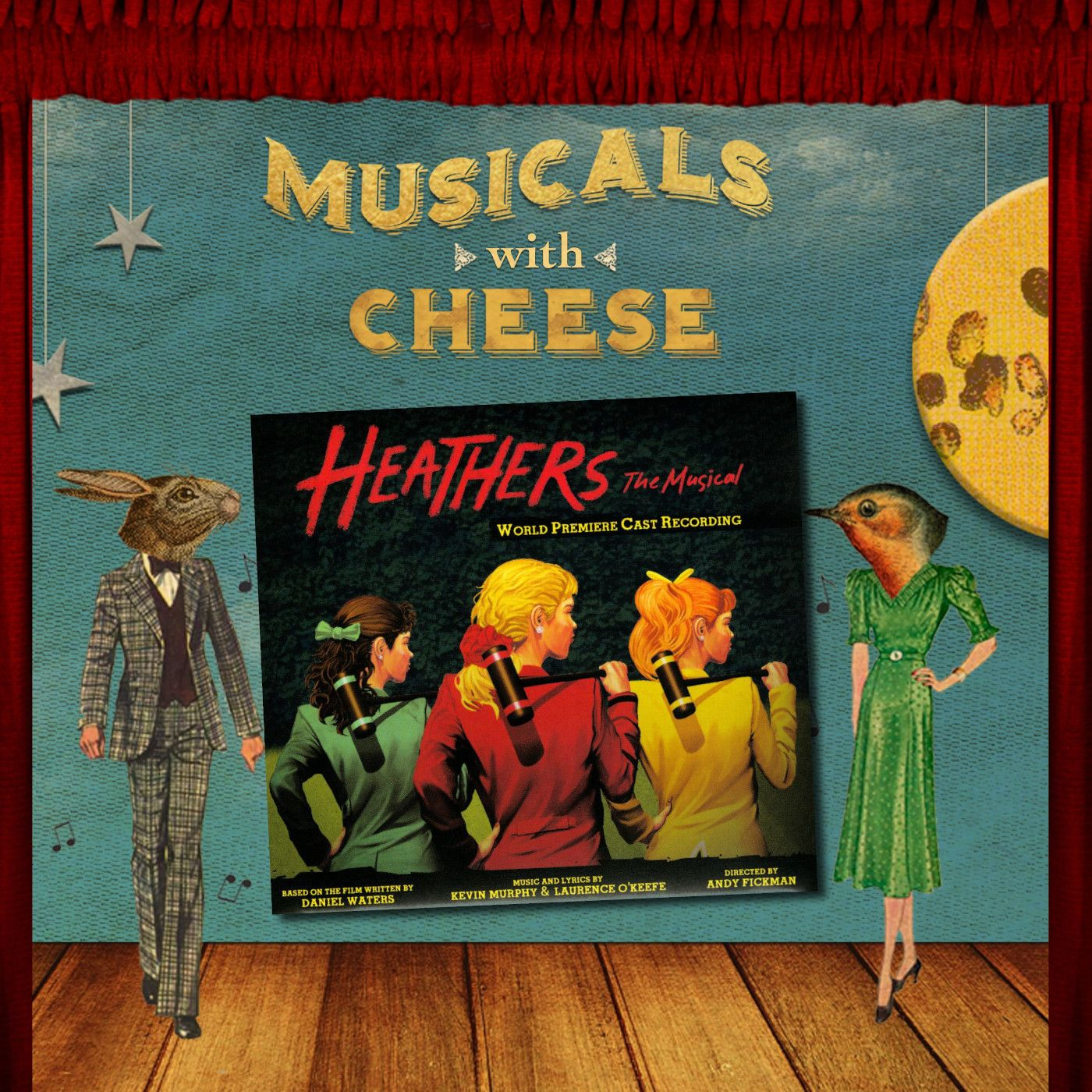 Musicals With Cheese #61: 'Heathers'