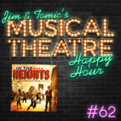 Happy Hour #62: Paciencia y Podcast - 'In the Heights'