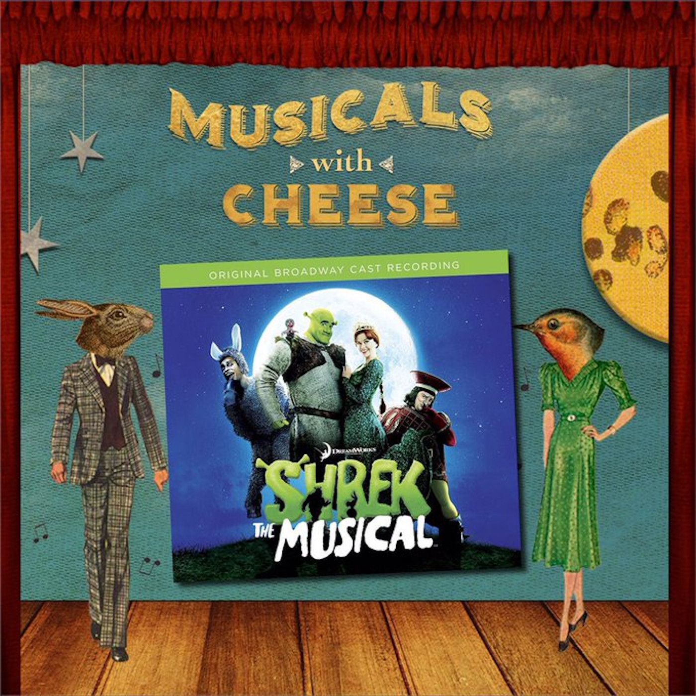 Musicals With Cheese #63: 'Shrek the Musical'
