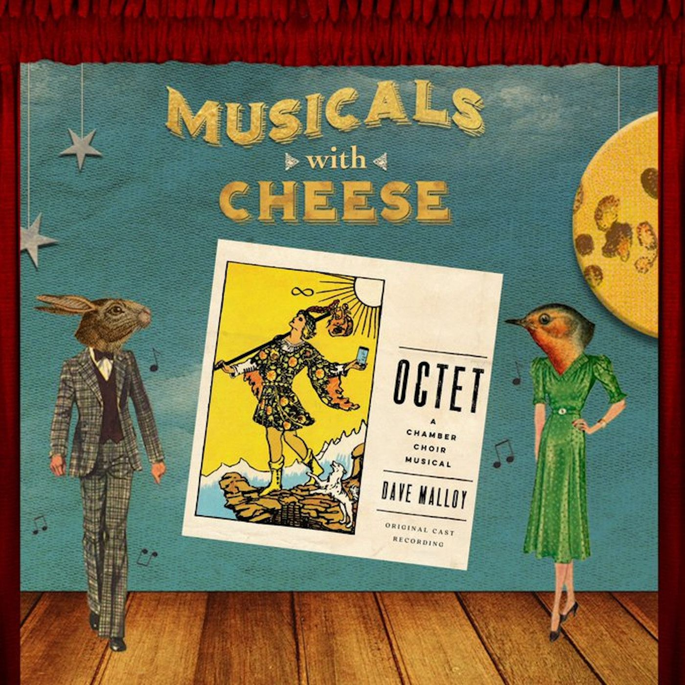 Musicals With Cheese #66: 'Octet'