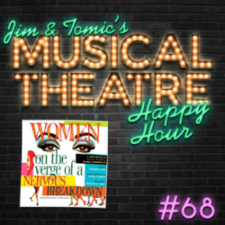 Happy Hour #68: Madrid Is My Podcast - 'Women on the Verge of a Nervous Breakdown'