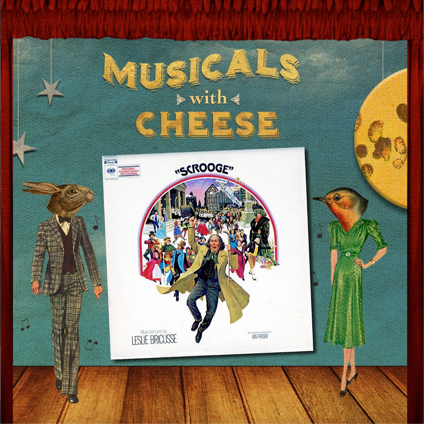 Musicals With Cheese #68: 'Scrooge'