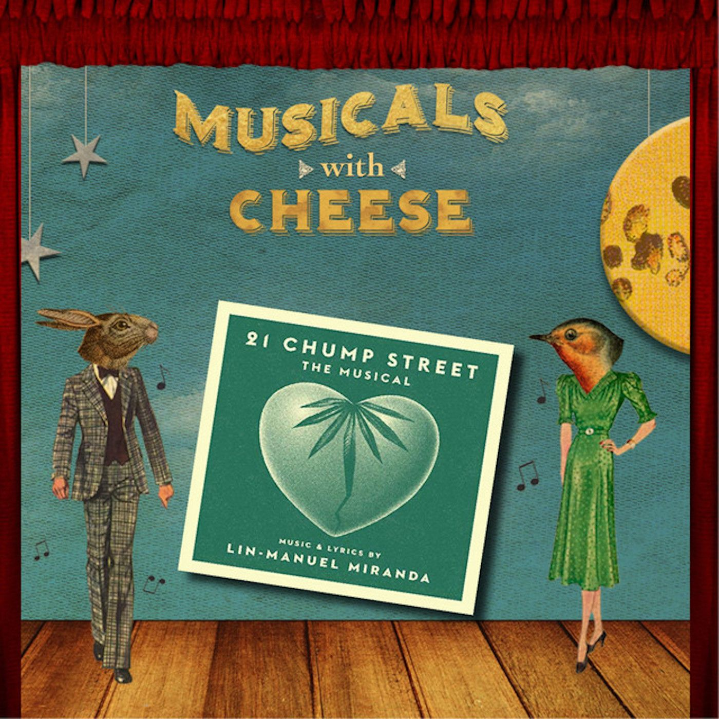"Musicals With Cheese #7: ""21 Chump Street"""