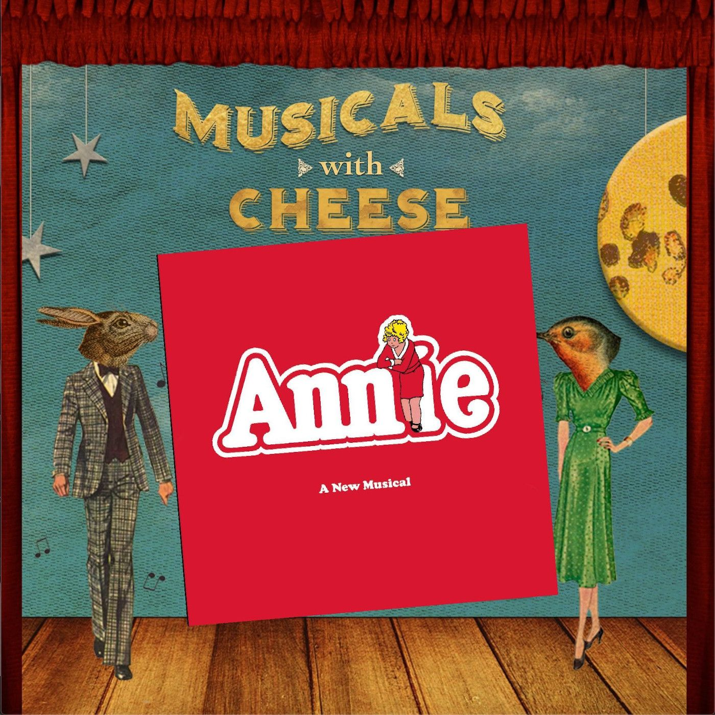 Musicals With Cheese #70: 'Annie'