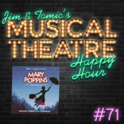 Happy Hour #71: Supercalifragilisticexpialipodcast - 'Mary Poppins'