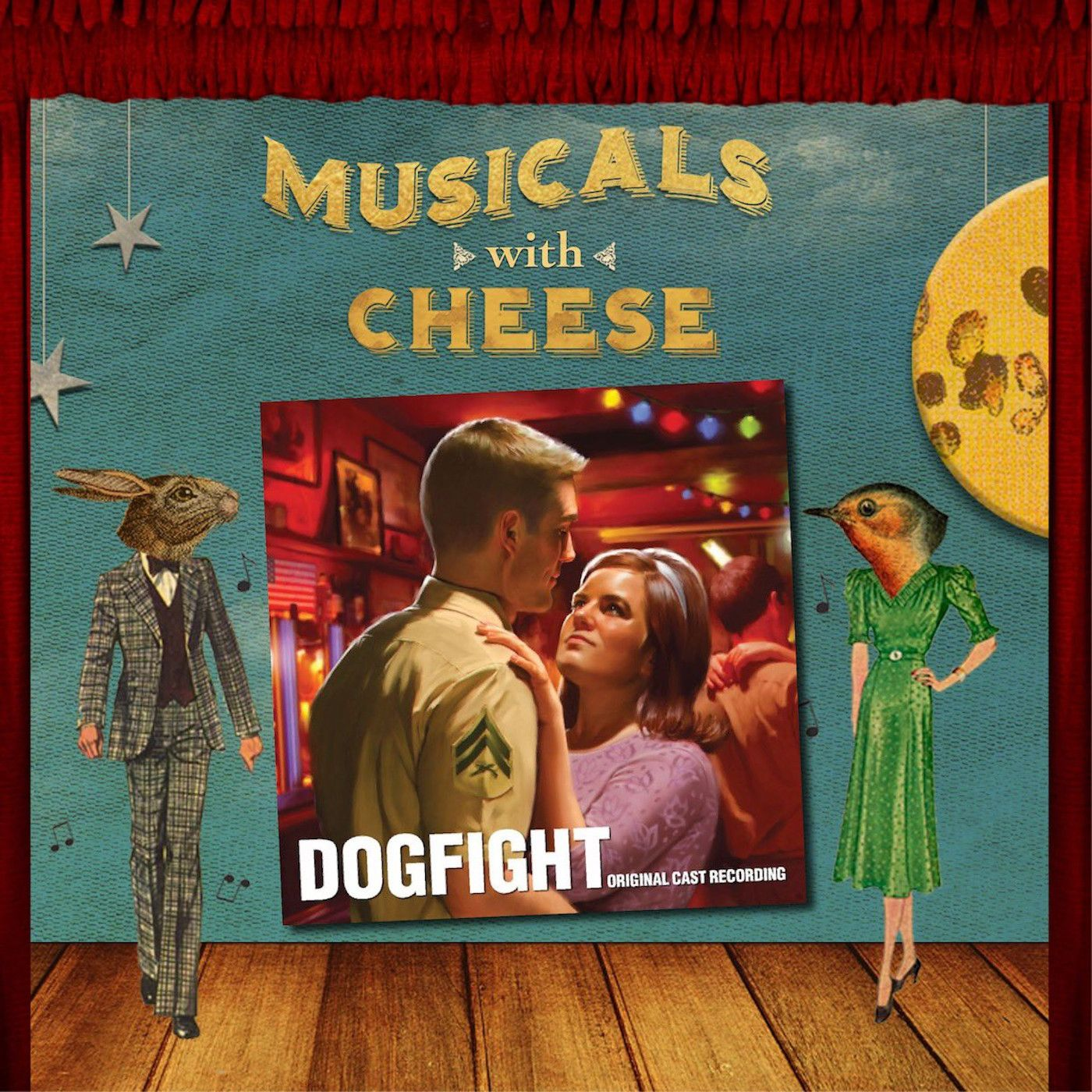 Musicals With Cheese #72: 'Dogfight'