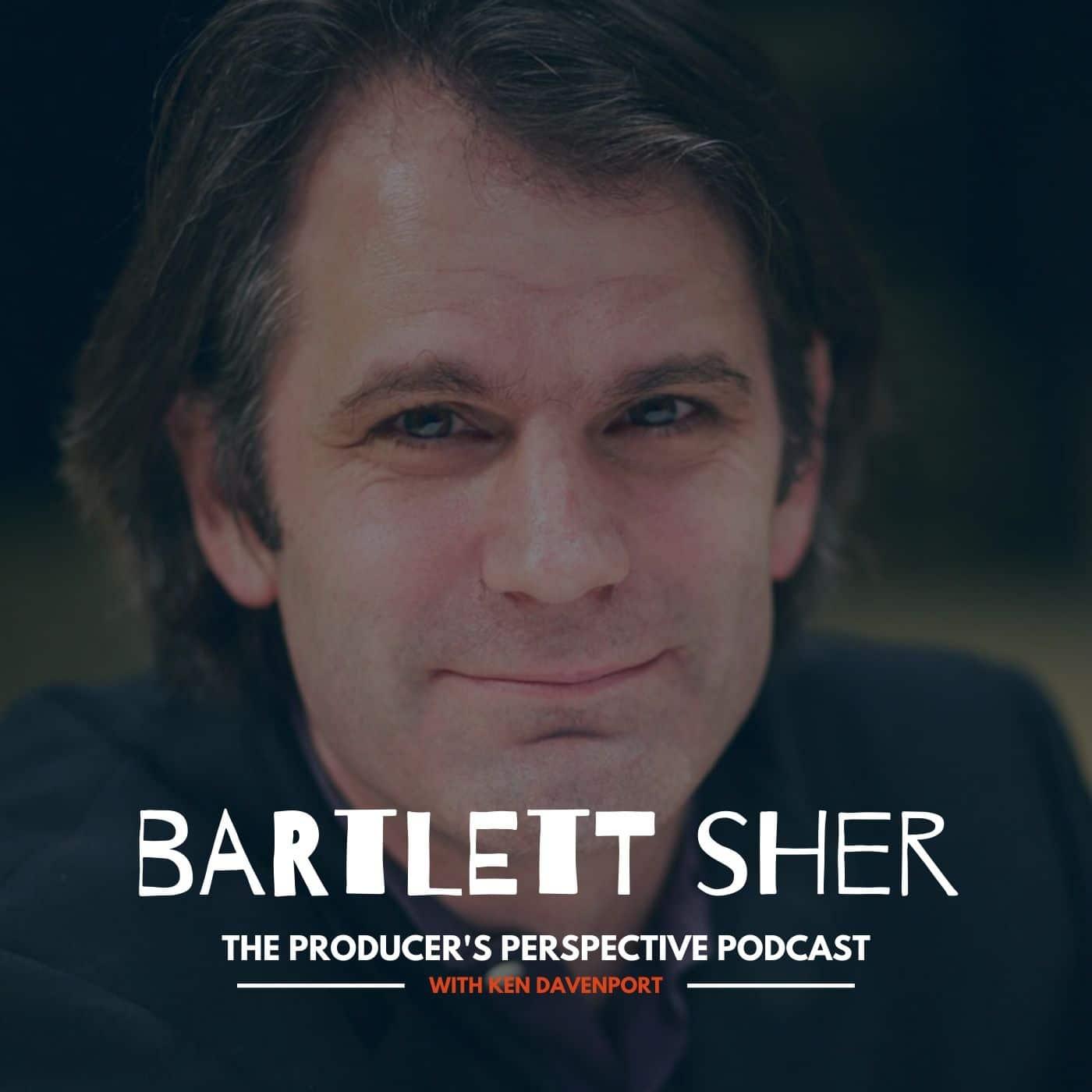 Ken Davenport's The Producer's Perspective Podcast Episode 79 - Bartlett Sher