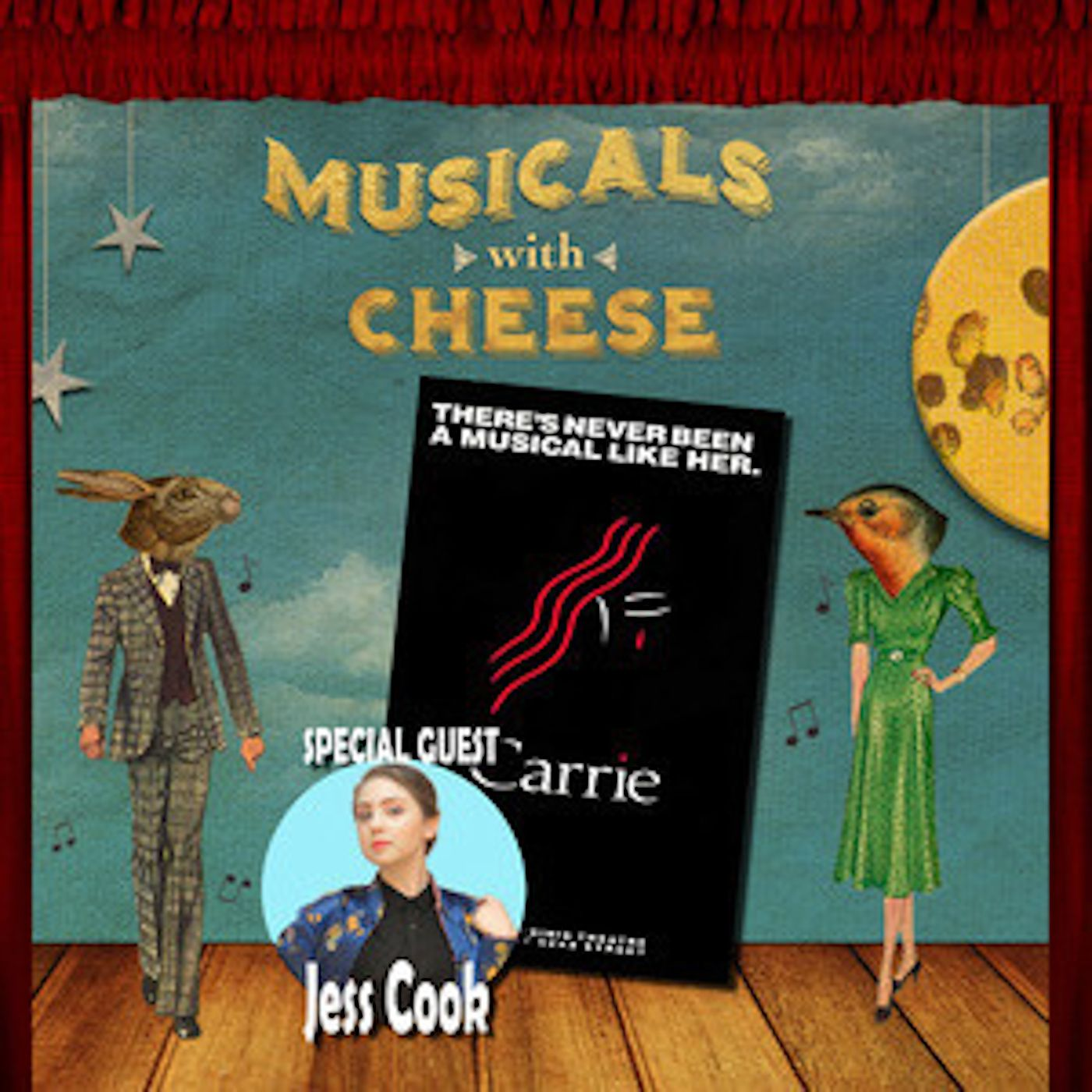 Musicals With Cheese #8: Carrie the Musical