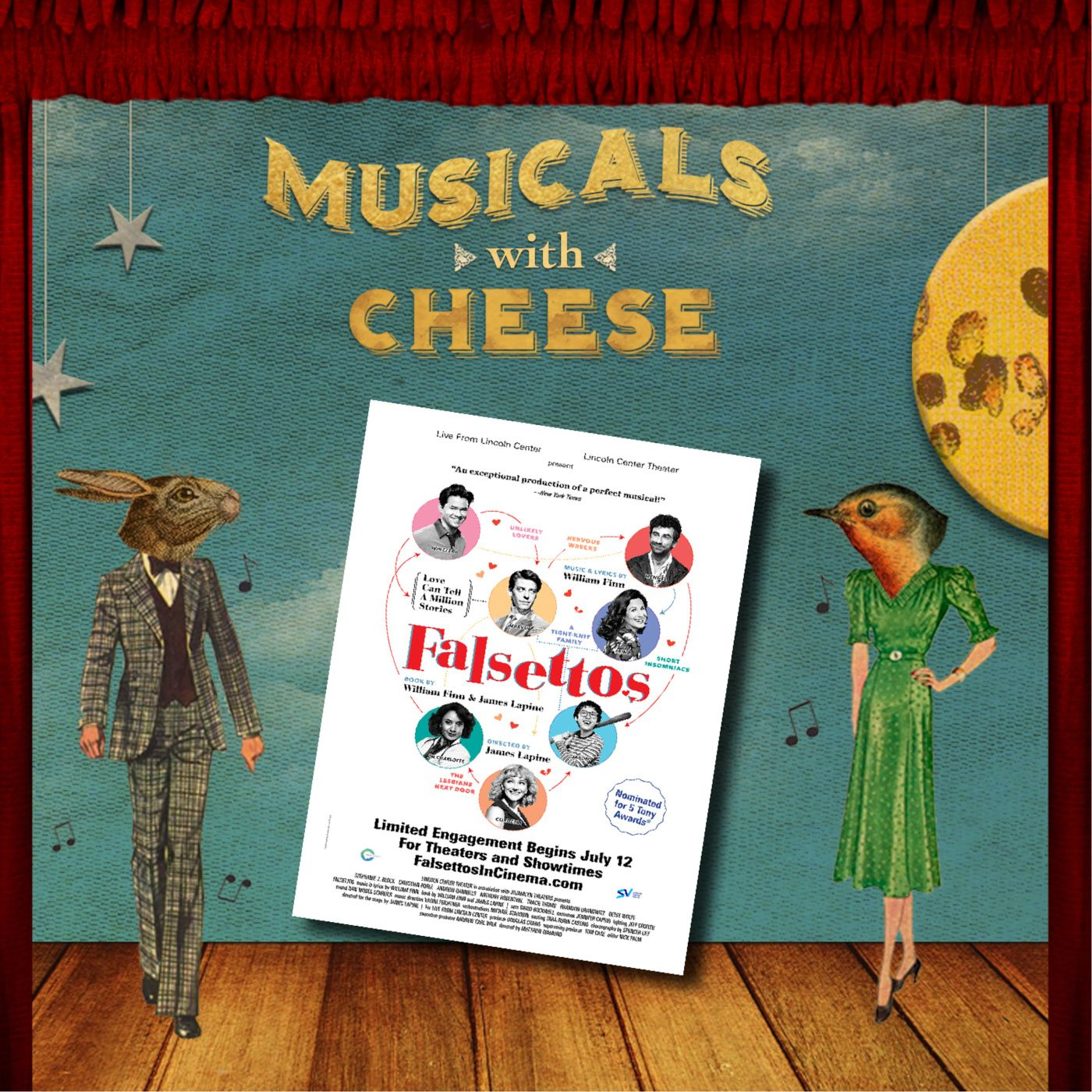 Musicals With Cheese #9: Falsettos