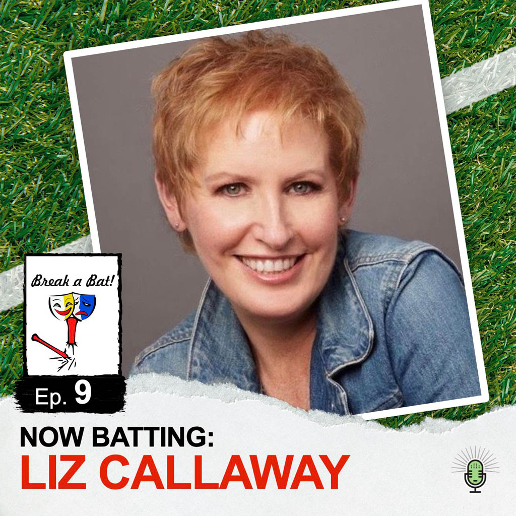 Break a Bat Al Malafronte Episode 9 Liz Callaway
