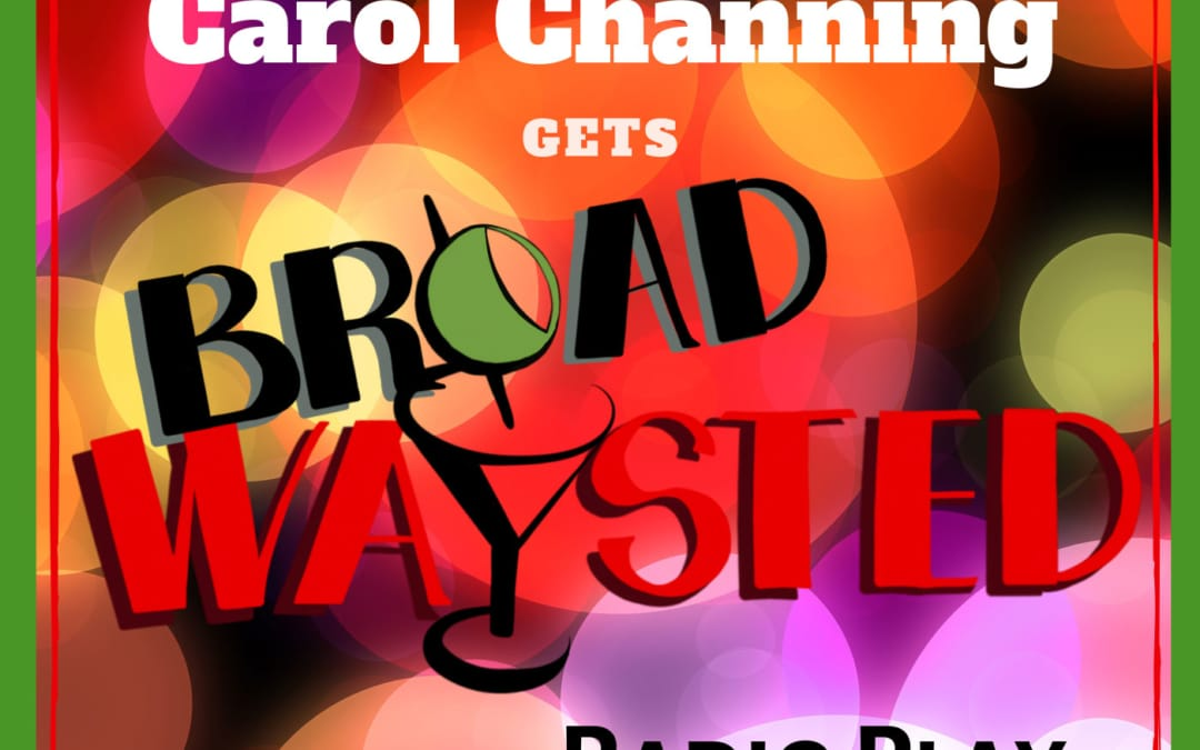 A Broadwaysted Carol Channing: The Bartender's Cut