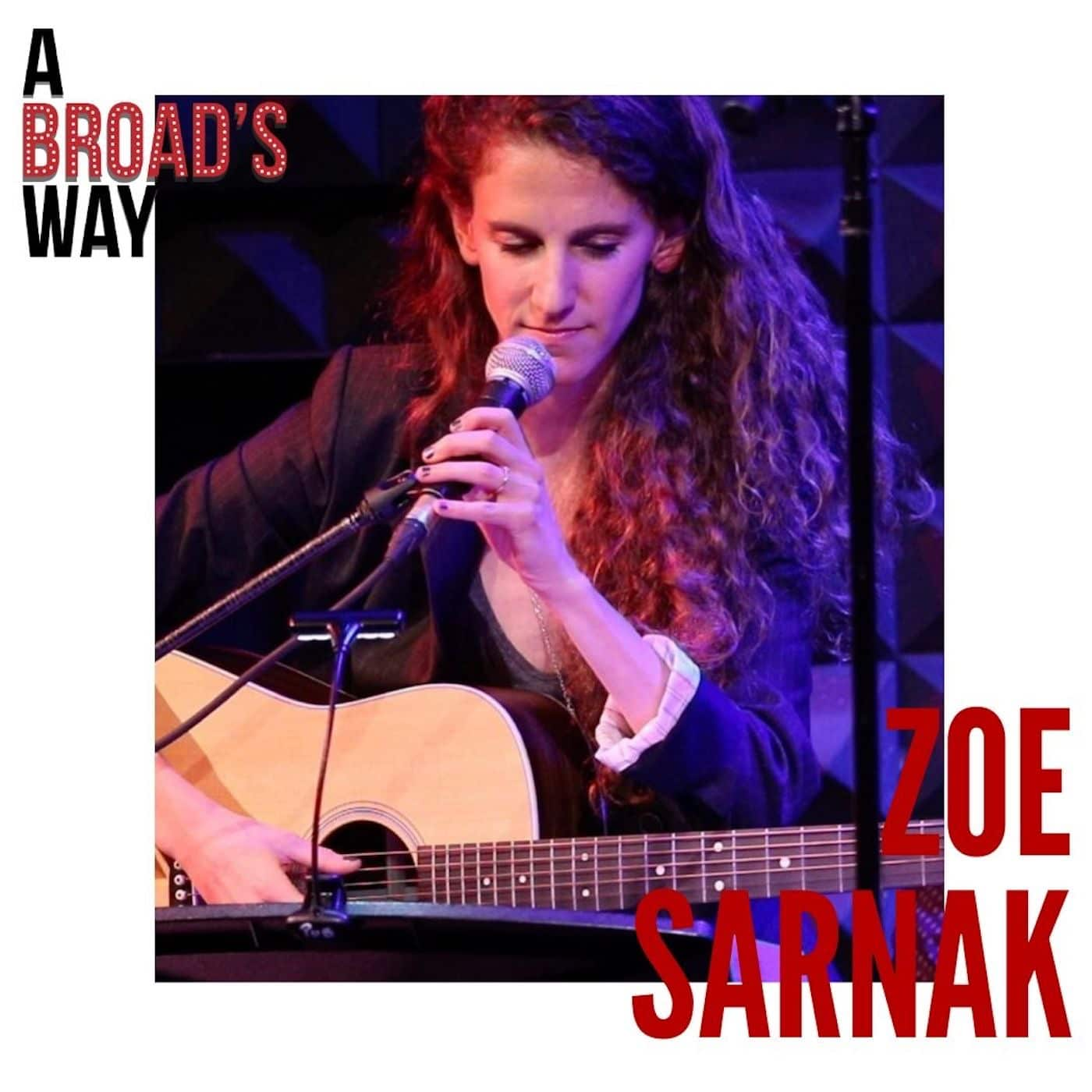 A Broad's Way Episode 10 Zoe Sarnak