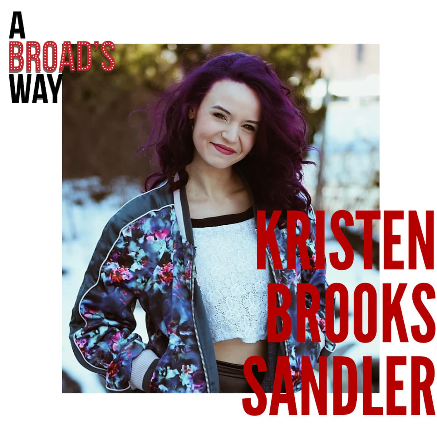 A Broad's Way Episode 8 Kristen Brooks Sandler