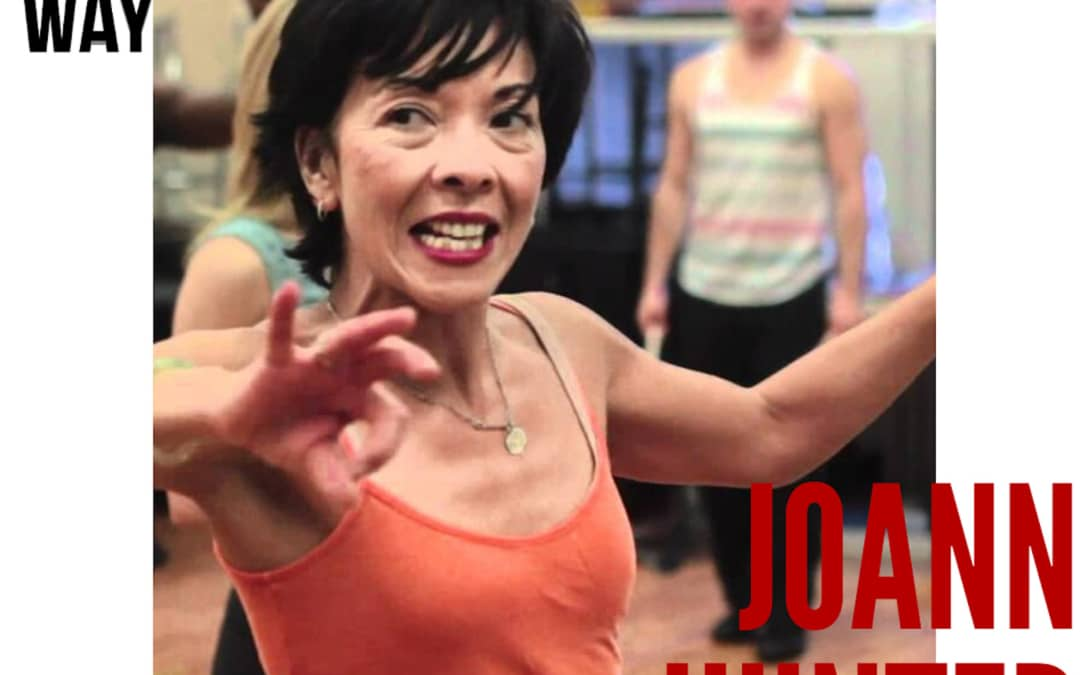 Ep9 – JoAnn Hunter: discipline, point of view, and storytelling through dance