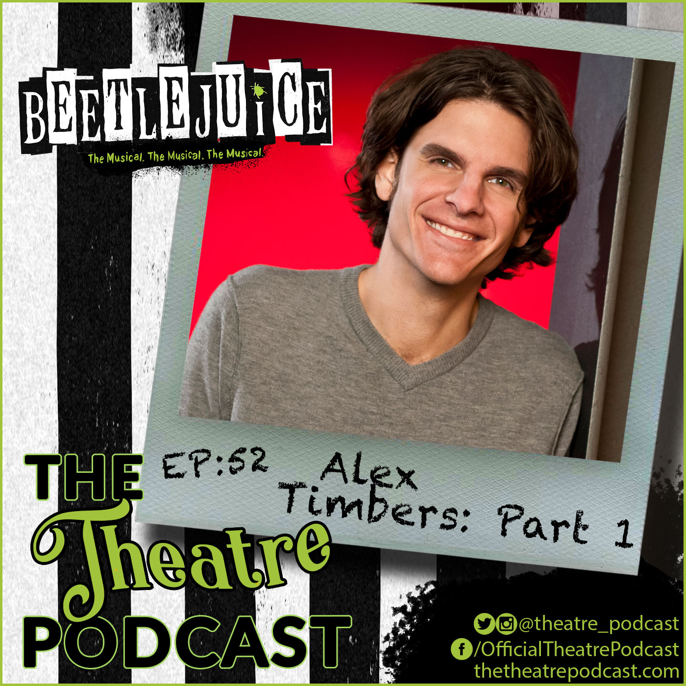 The Theatre Podcast Ep 52 Alex Timbers Pt 1