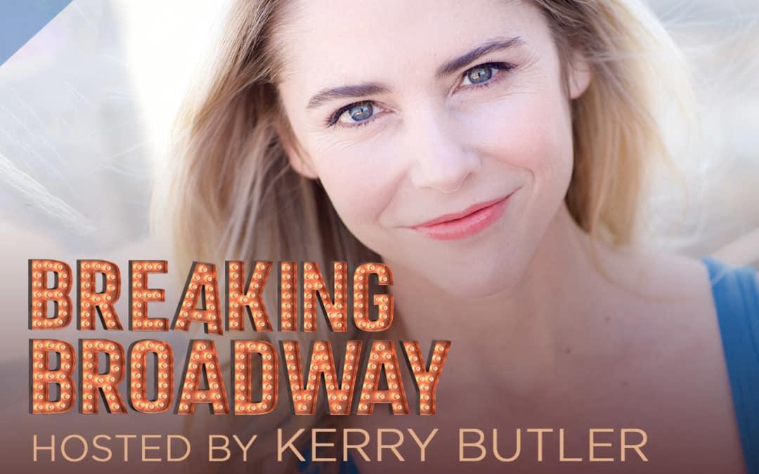 Ep3 – How to get cast on Broadway, with Rachel Hoffman