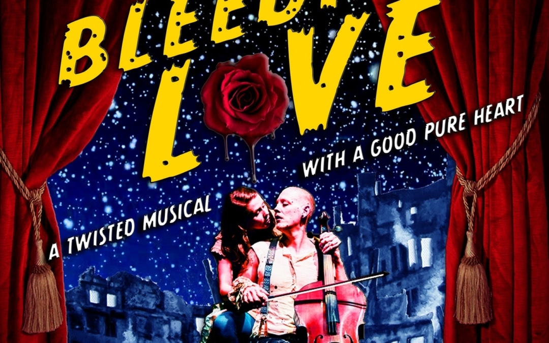 Bleeding Love: a new musical podcast