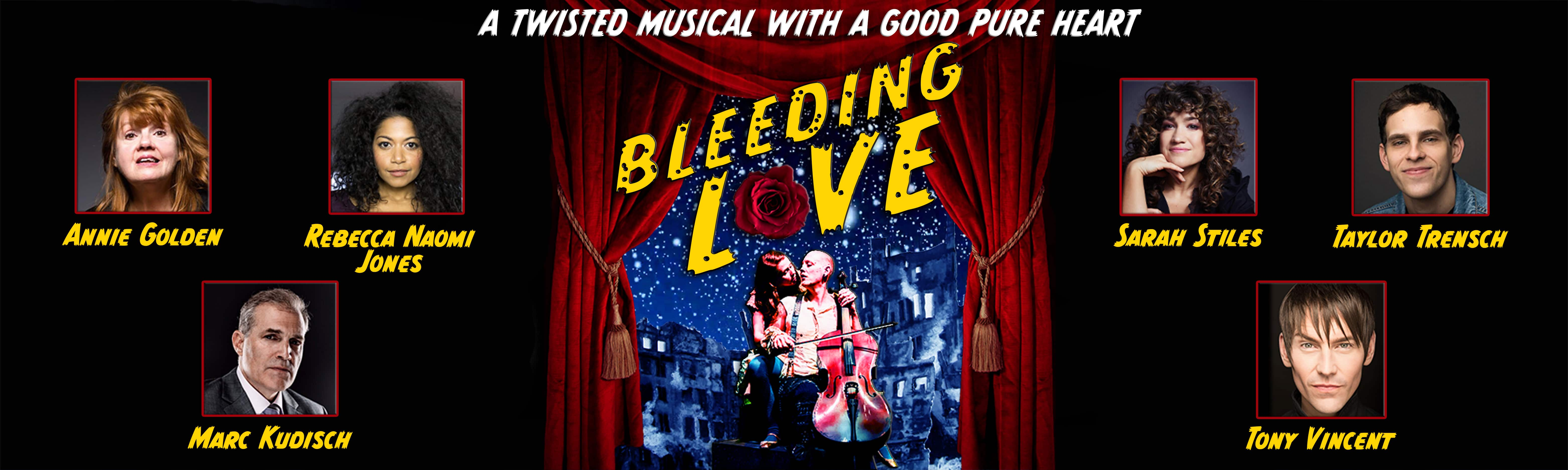 Bleeding Love Podcast