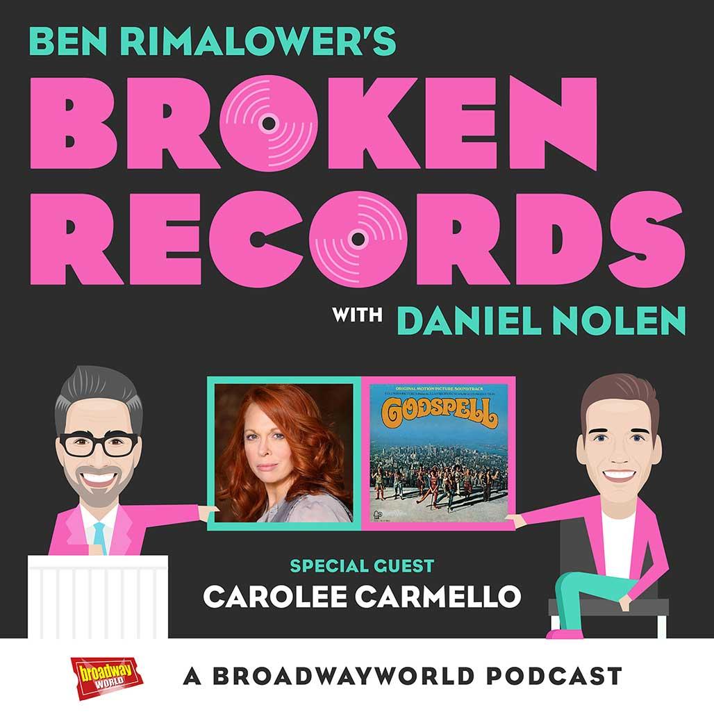Broken Records Episode 14 Carolee Carmello