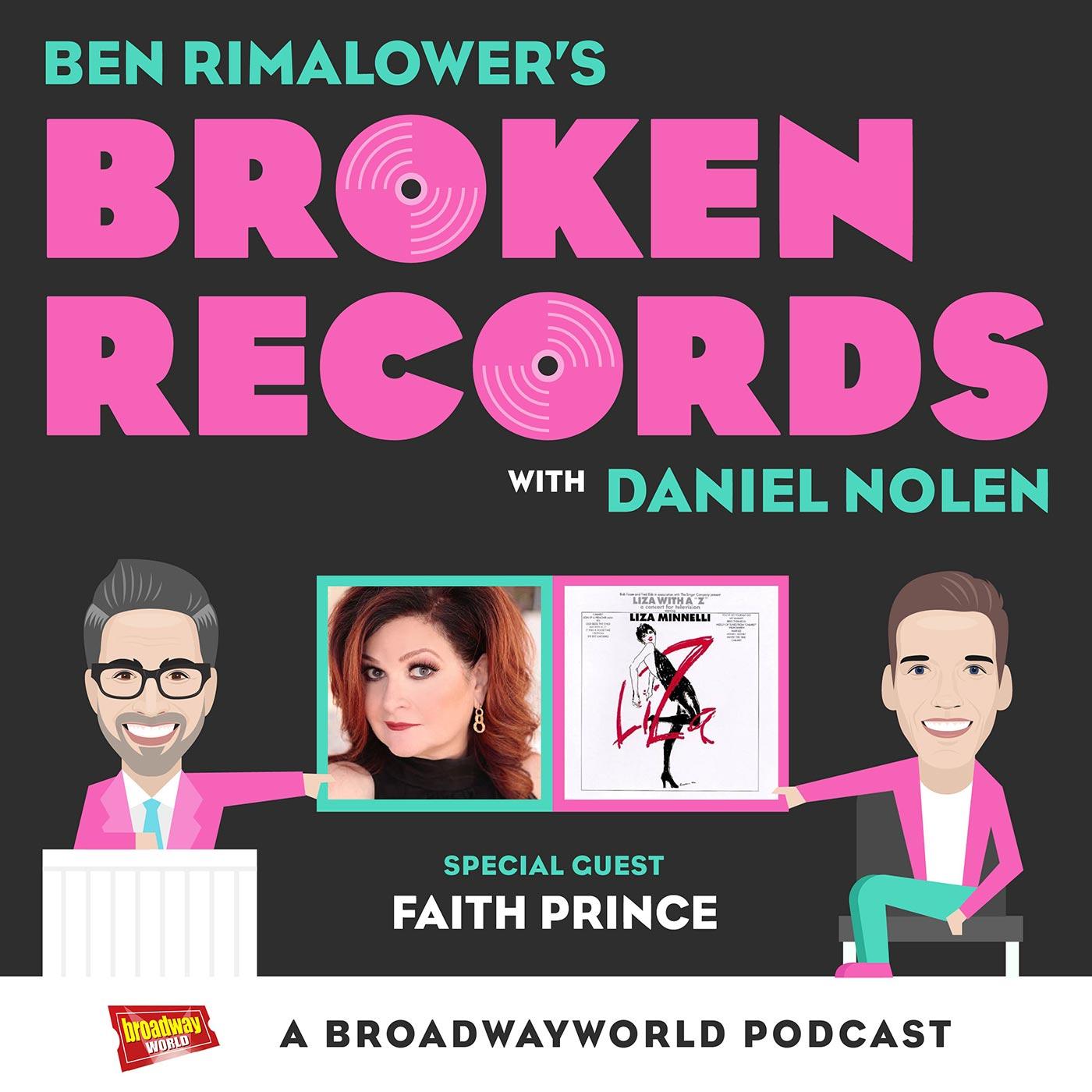 Ben Rimalower's Broken Records Episode 15 Faith Prince