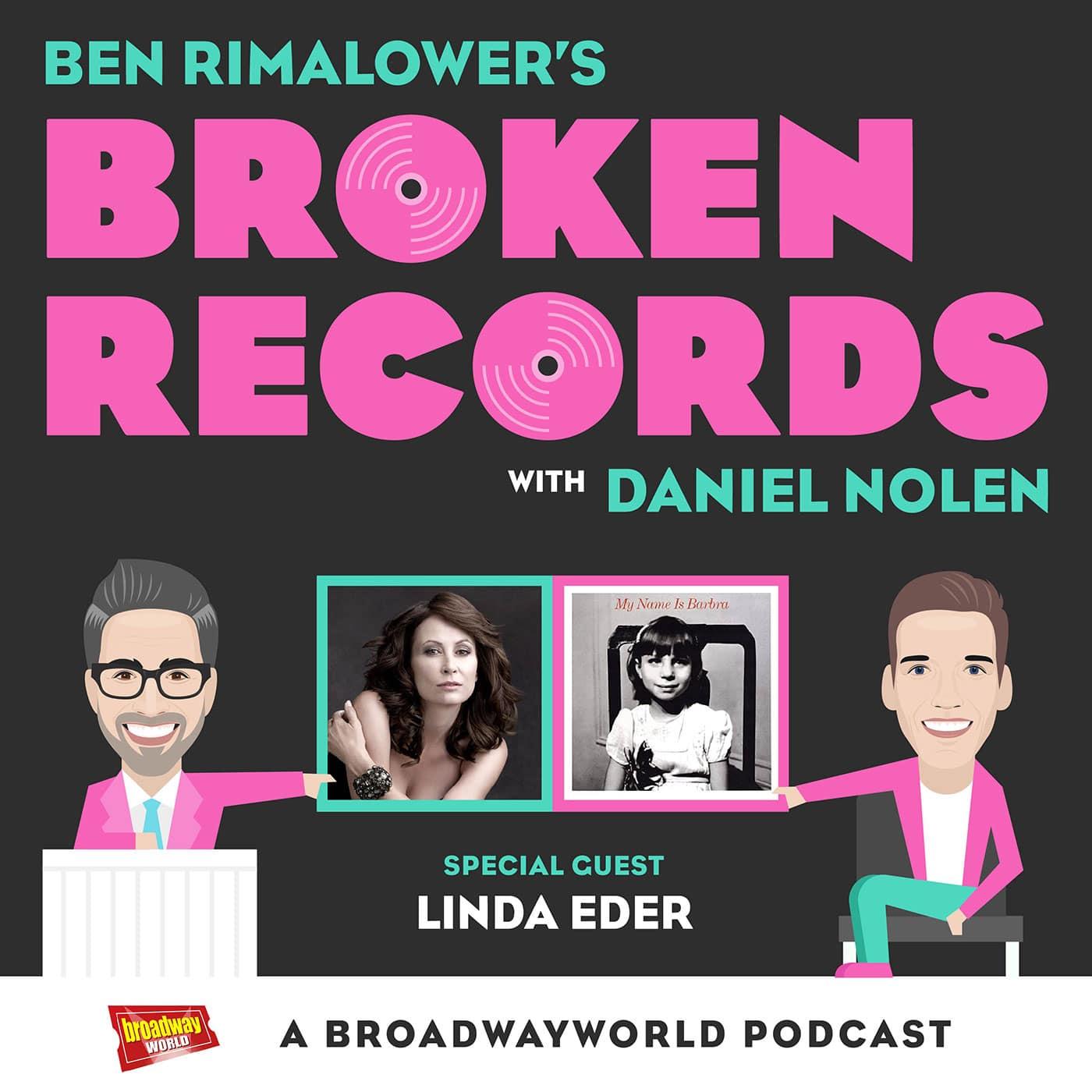 Broken Records Episode 17 Linda Eder