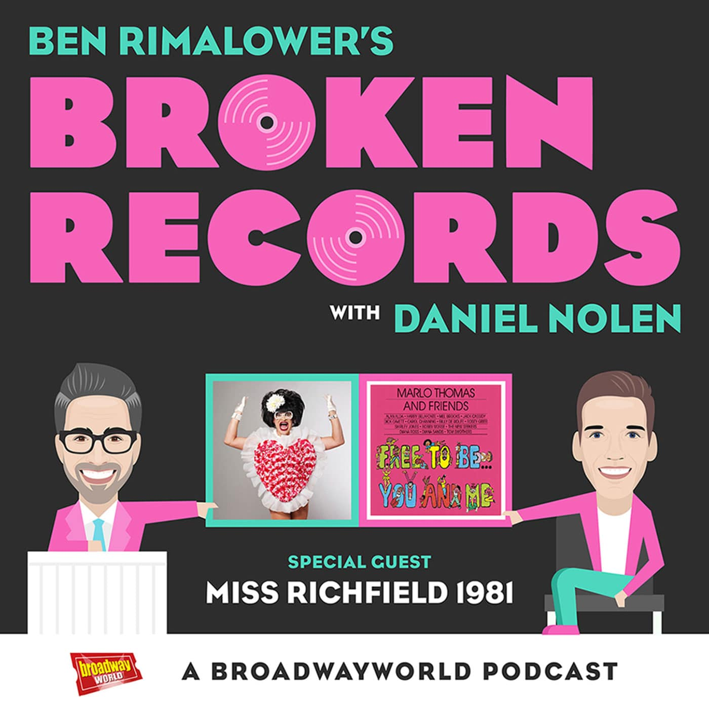 Ben Rimalower's Broken Records Episode 19 Miss Richfield