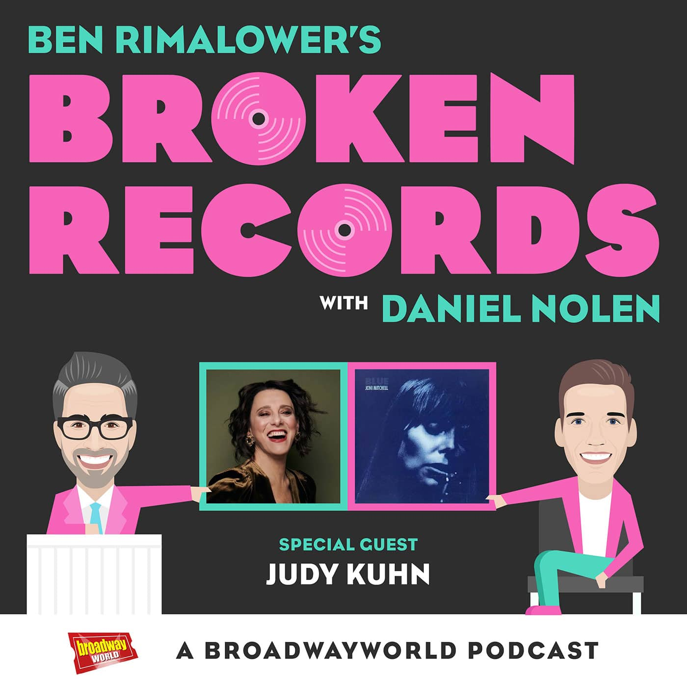 Broken Records Episode 20 Judy Kuhn