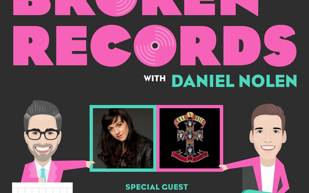 Episode 21: Lena Hall (Guns N' Roses' Appetite for Destruction)