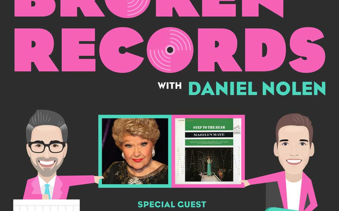 Episode 22: Marilyn Maye (Step To The Rear)