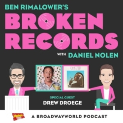 Broken Records Episode 23 Drew Droege