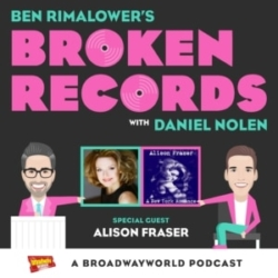Broken Records Episode 24 Alison Fraser