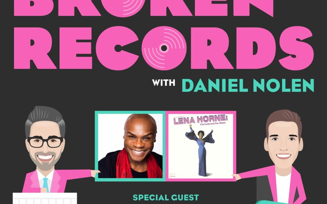 Episode 25: Nathan Lee Graham (Lena Horne: The Lady and Her Music)