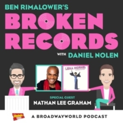 Broken records Episode 25 Nathan Lee Graham
