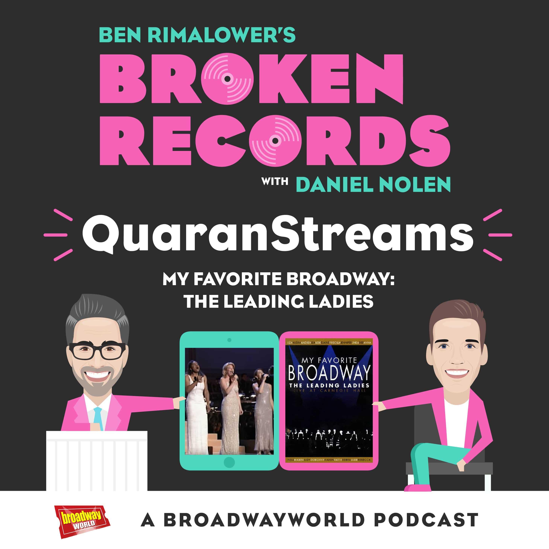 Broken Records Episode 28 QuaranStreams