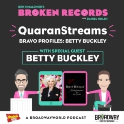 Ben Rimalower's Broken Records - Episode 31: Betty Buckley (Bravo Profiles: Betty Buckley)