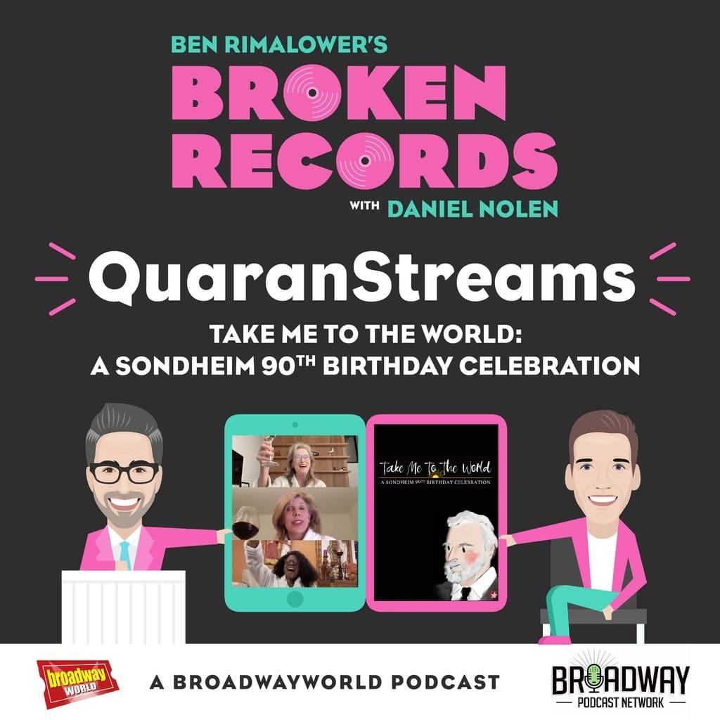 Broken Records Episode 32 QuaranStreams
