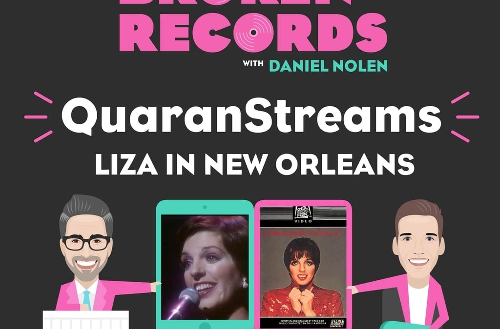 Episode 36: QuaranStreams (Liza in New Orleans)