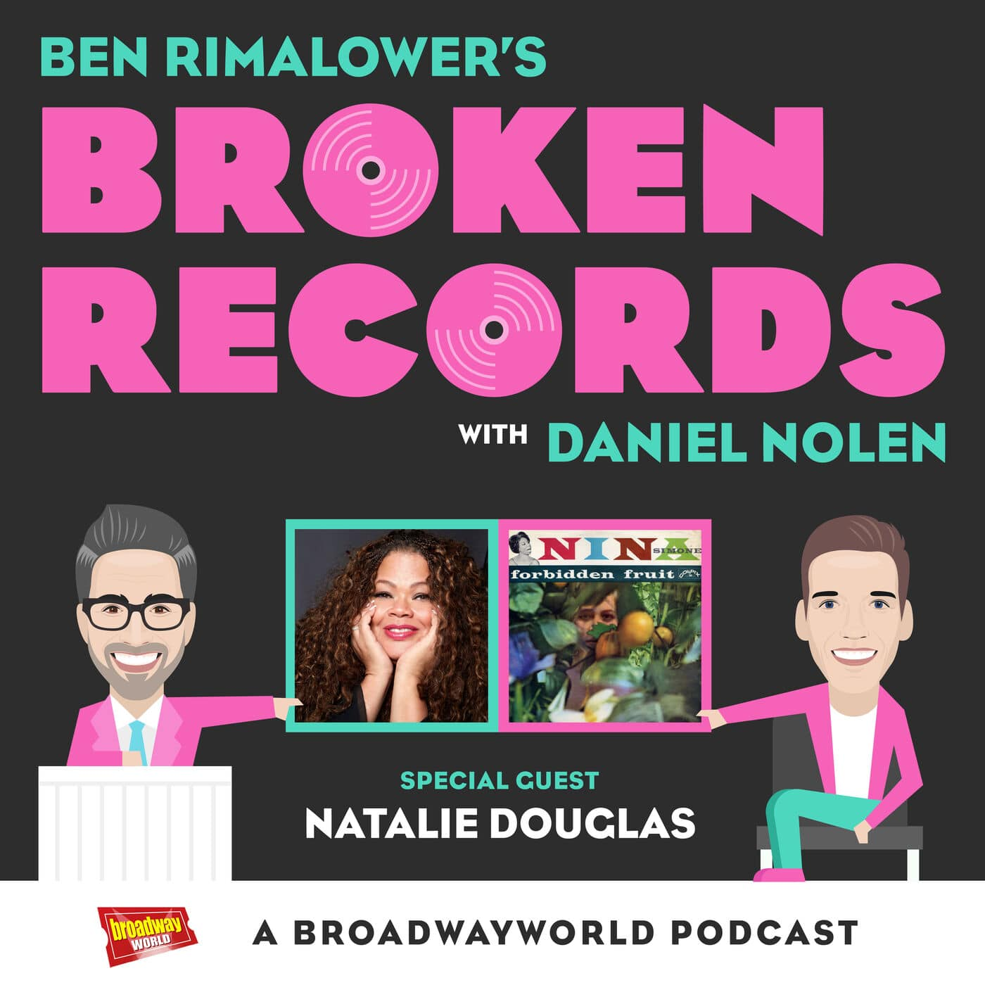 Ben Rimalower's Broken Records Daniel Nolen Episode 10